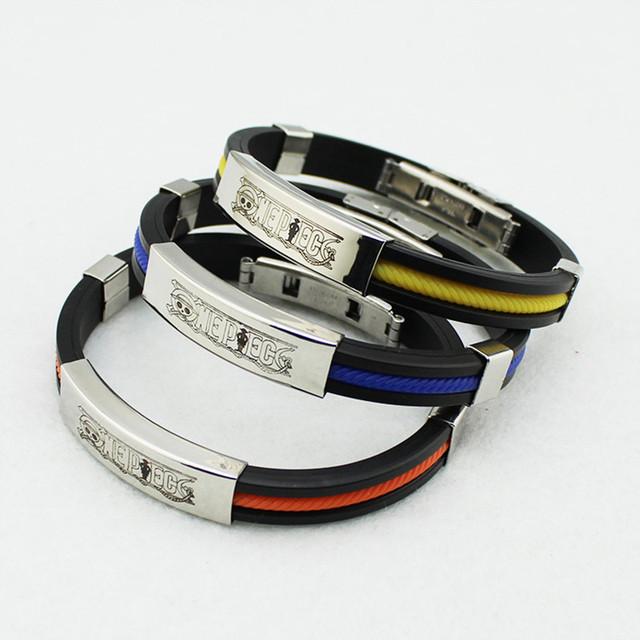 One Piece Titanium Steel Bracelet