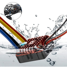 Hobbywing quicrun 1080 80a 860 60a 1060 60a escovado eletrônico velocidade controlador esc para rc carro à prova dwaterproof água