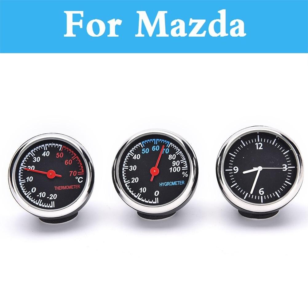 Car Mechanics Thermometer Digital Pointer Auto Time Temperature Gauge Diagnostic Tool For Mazda Demio Laputa Mx5 Proceed Levante