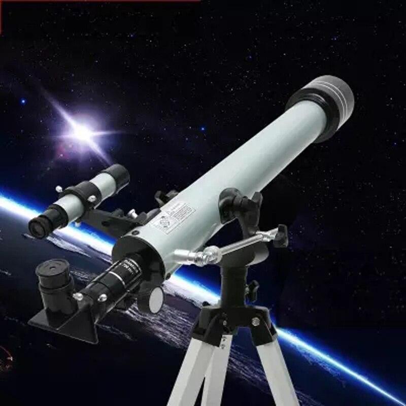 F60070 extérieur monoculaire espace astronomique télescope réfracteur avec trépied 525 fois zoom monoculaire télescope longue portée