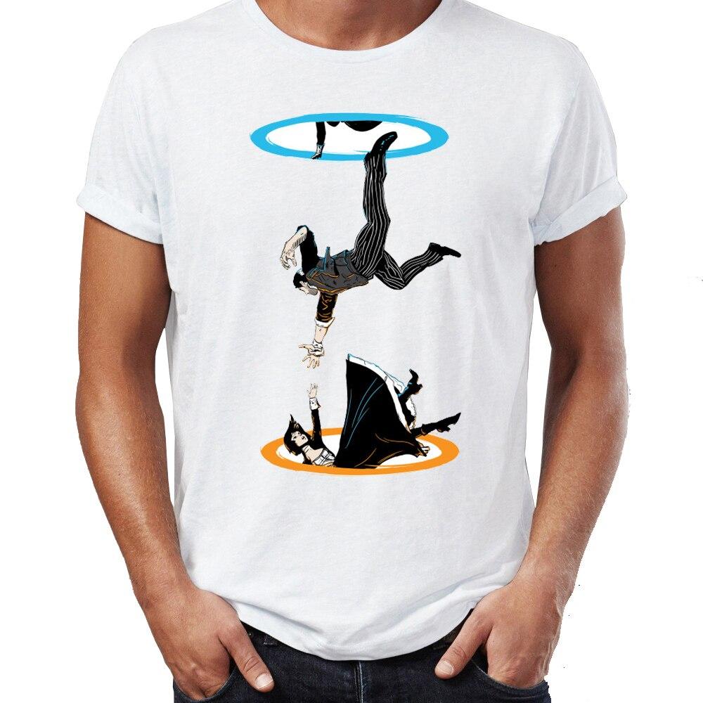 Летняя мужская футболка Bioshock Infinite Elizabeth, Классический игровой кроссовер, Отличная футболка, крутые футболки, уличная одежда в стиле Харадзюку