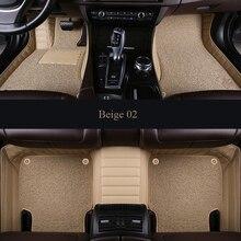 car floor mats For Volvo All Models s60 s80 c30 xc60 xc90 s90 s40 v40 v90 xc70 v60 XC-Classi Non-slip carpet car Accessories