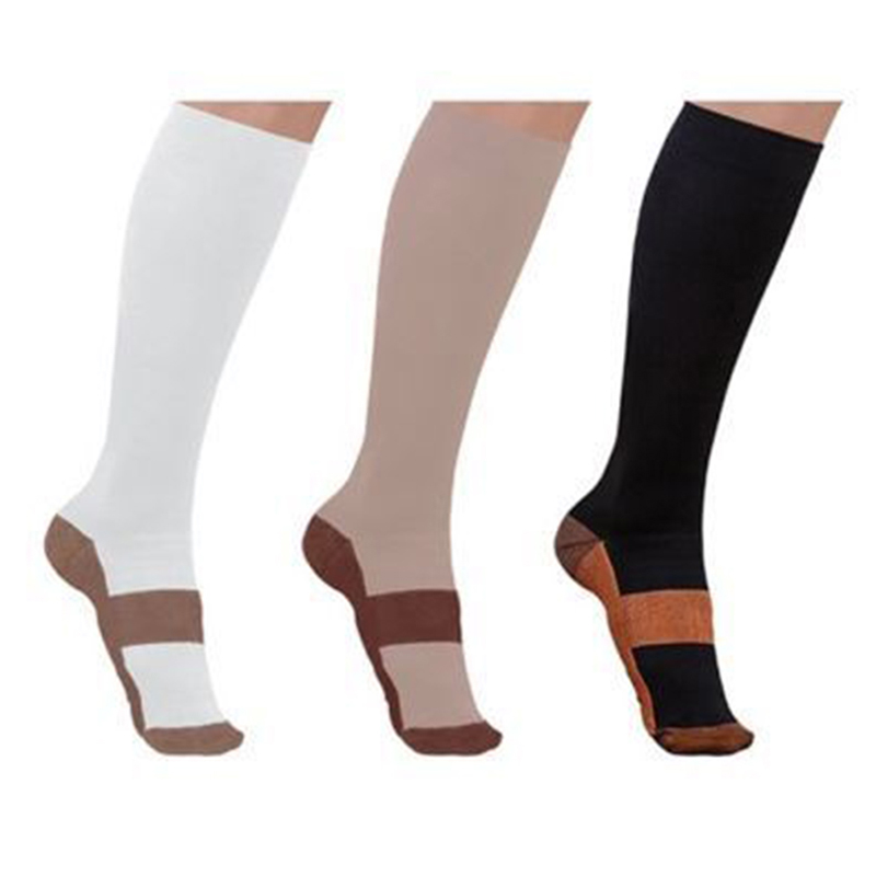Responsible Compression Socks Unisex Anti-fatigue Compression Socks Foot Pain Relief Soft Magic Socks Men Women Leg Support Dropshipping Hot New Varieties Are Introduced One After Another Underwear & Sleepwears