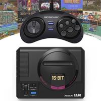 MEGAPICASE Raspberry Pi MD 16 бит Ретро игры случае SEGA видеоприставки с классическим USB проводной геймпад контроллер