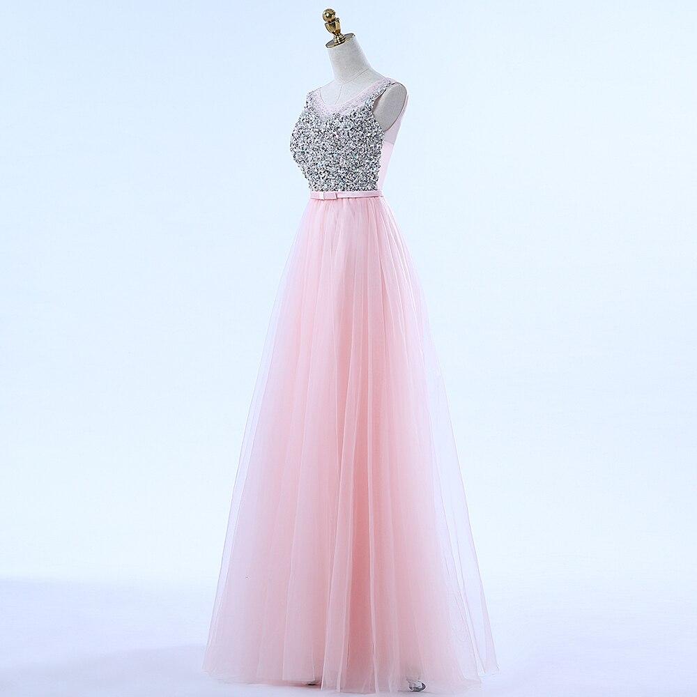 Ladybeauty nueva llegada de lujo de estilo Vestidos Bling rebordear ...
