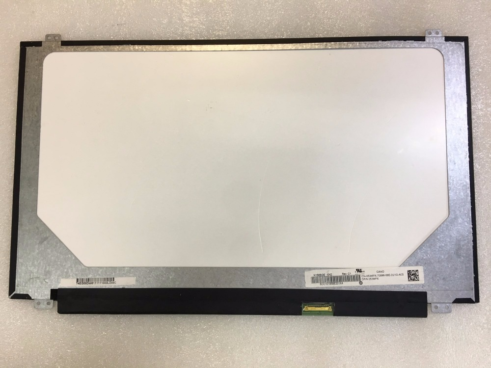 GrassRoot 15.6 inch LCD N156BGE-E42 N156BGE-E31 N156BGE-E41 N156BGE-EA1 N156BGE-EB1 Slim 1366*768 30pin LED Glossy Display Panel 16 8v 21a li ion battery charger for electric vehicle electic forklift electric golf cart aluminum shell with fan