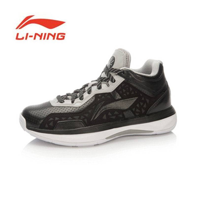 Li-Ning Men's Wade All City 4 Profess Basketball Shoes Breathable Cushioning Support Sneakers Sports Shoes Zapatos De Baloncesto