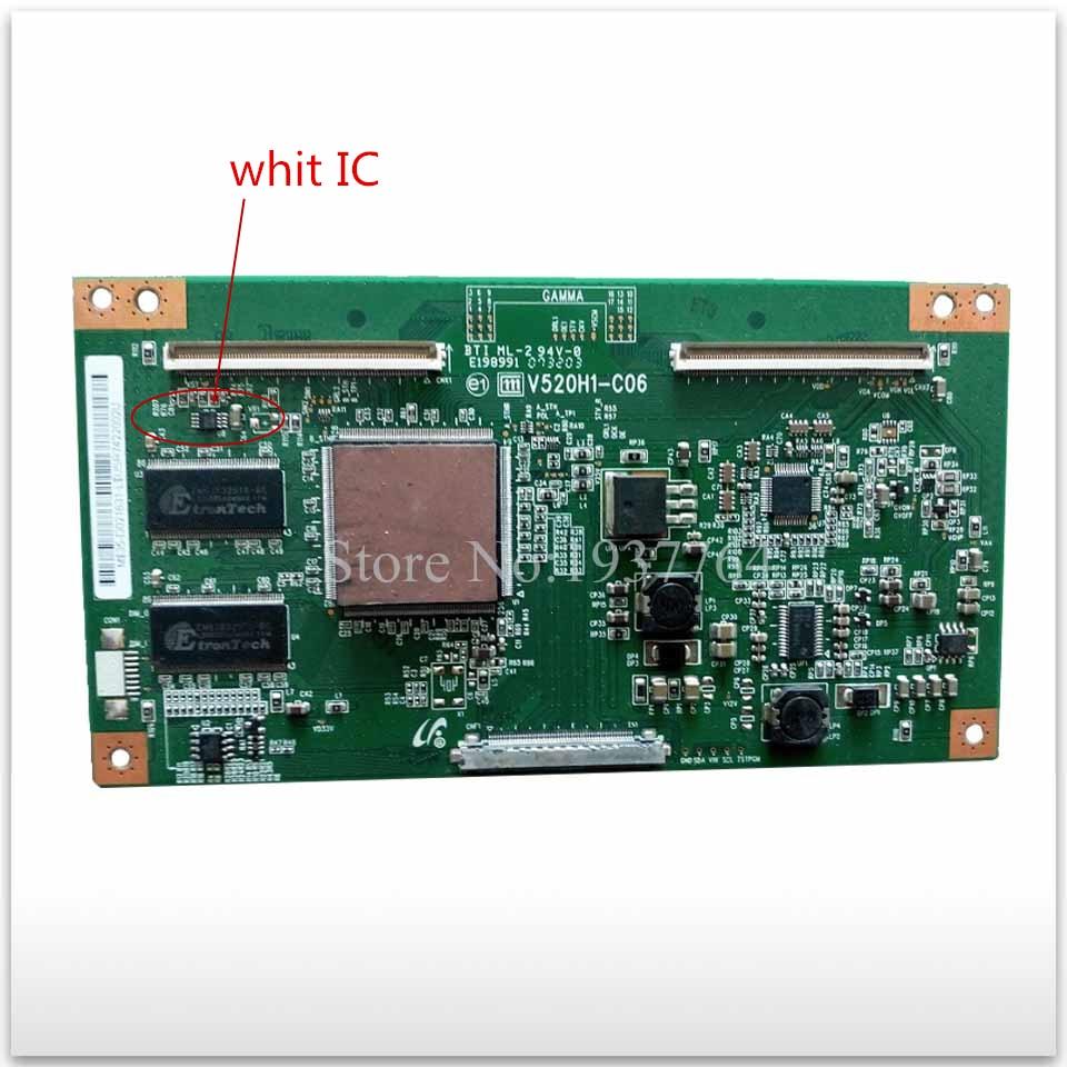 46 inch whit IC board TLM46V69P logical board V520H1-C06 with V460H1-L07 screen все цены