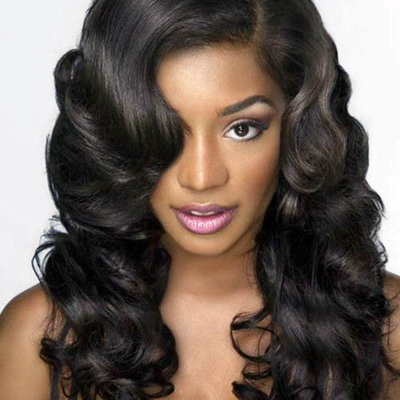 Glueless Full Lace Body Wave Wigs For Women Human Hair With Baby Hair With Pre Plucked Bleached Knots Full Lace Wigs You May R