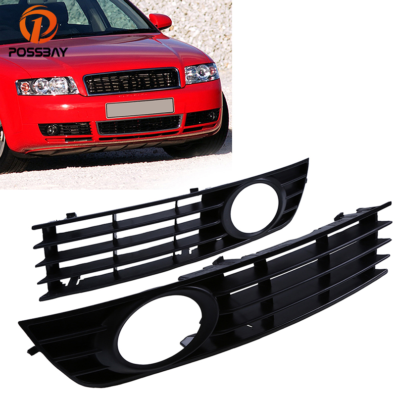 For Audi A4 B6 2002-2005 Front Bumper Guide Mount Brackets Left Right Side US