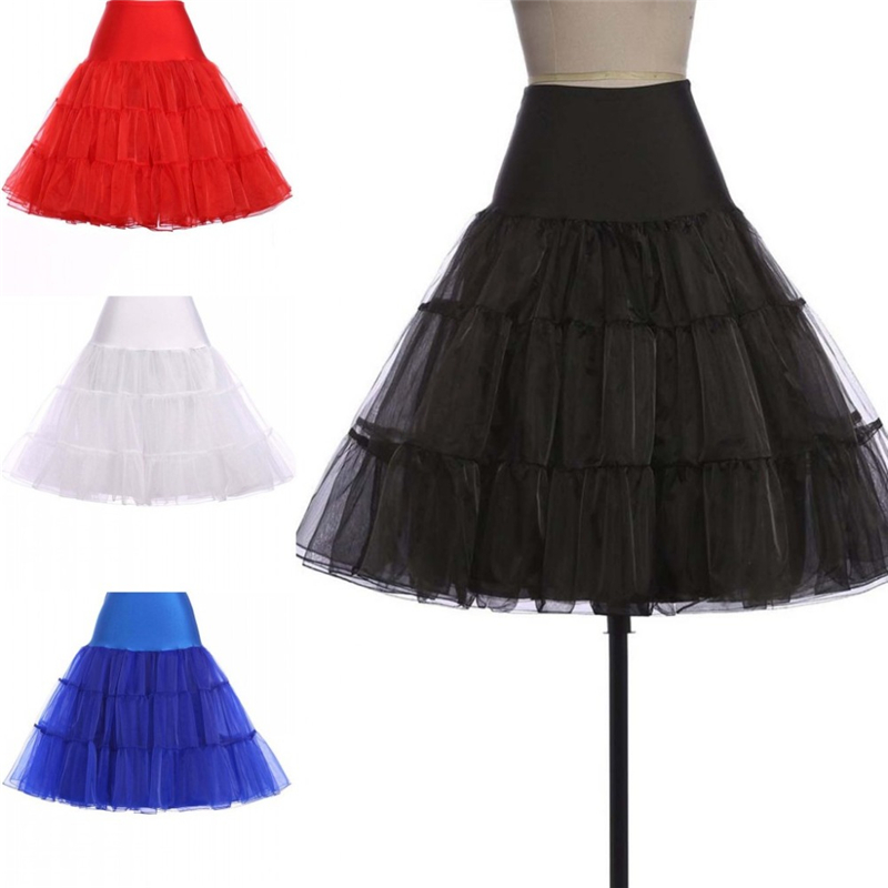 Popular long underskirt buy cheap long underskirt lots for Tulle petticoat for wedding dress