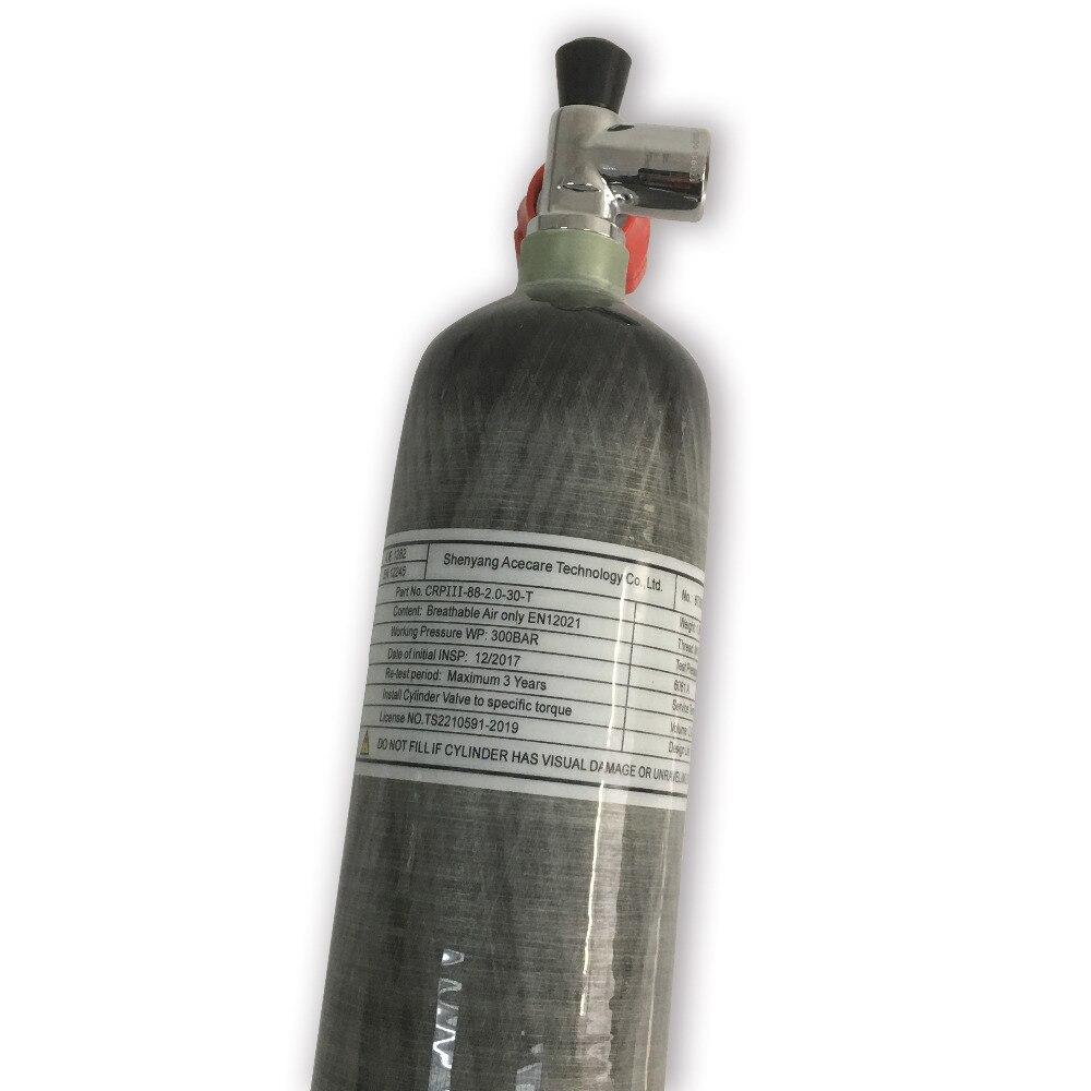 炭素繊維空気タンク Hpa Stop118 3L