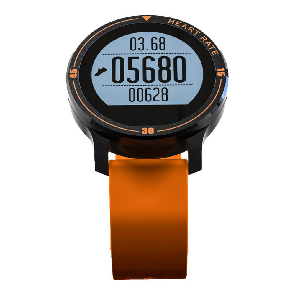 MAKIBES AEROBIC A1 SMART SPORTS WATCH BLUETOOTH DYNAMIC HEART RATE MONITOR SMARTWATCH S200 231407 3