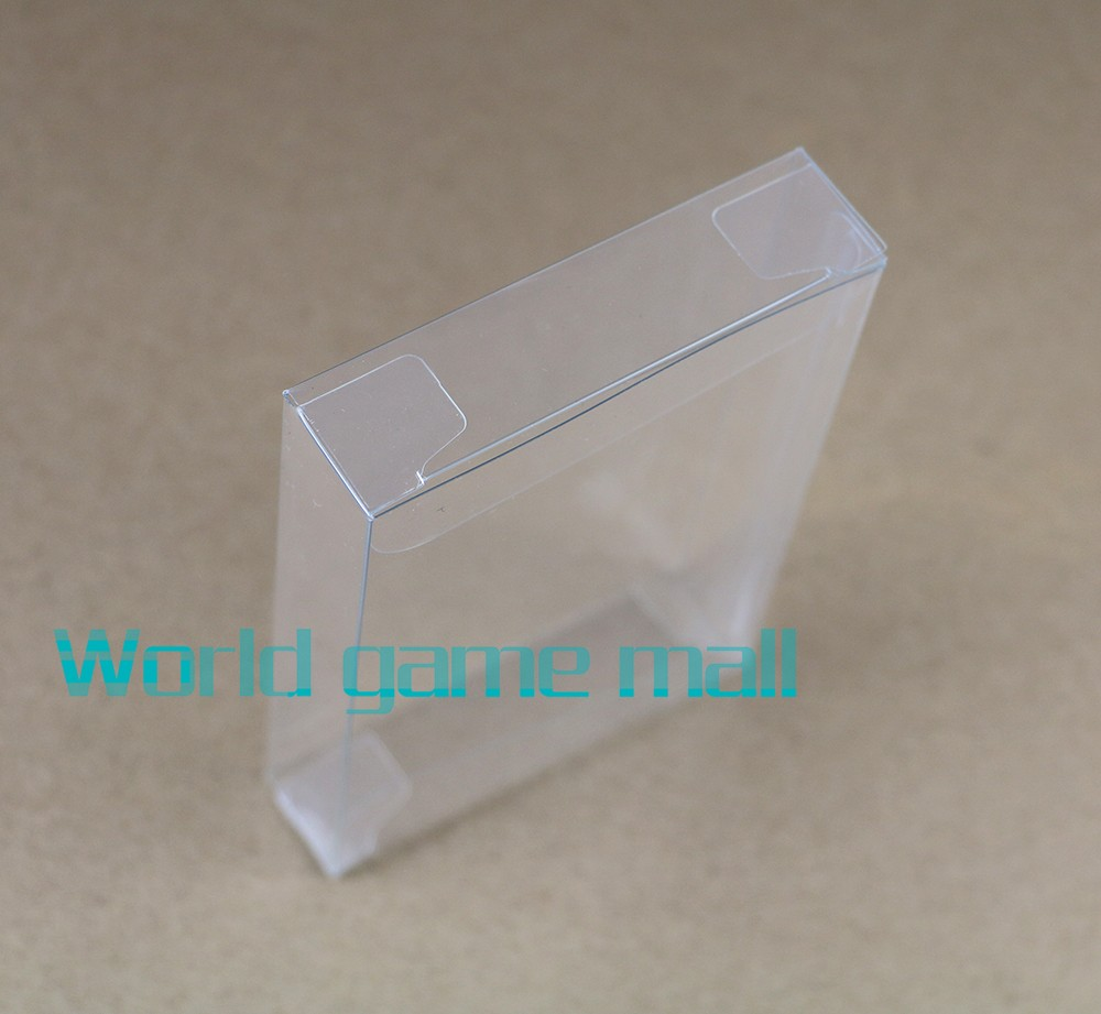 30pcs Lot Clear Transparent Game Card Cartridge Box For Nintendo 64 N64 Games Cart Protector Case Boxes Box Case Case Cartridgebox For Aliexpress