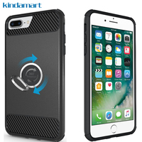 Hybrid Rugged Armor Case Coque For IPhone 7 7 Plus Case Dual Layer Shockproof Cover Hard