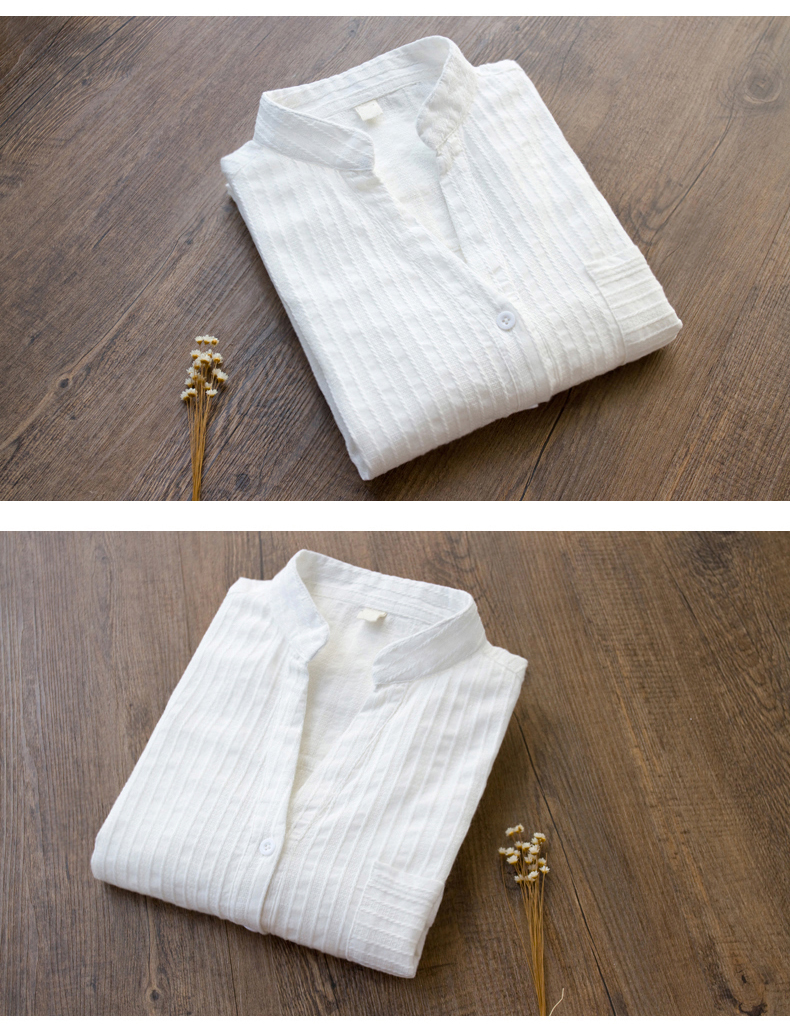 Casual White Shirt 1