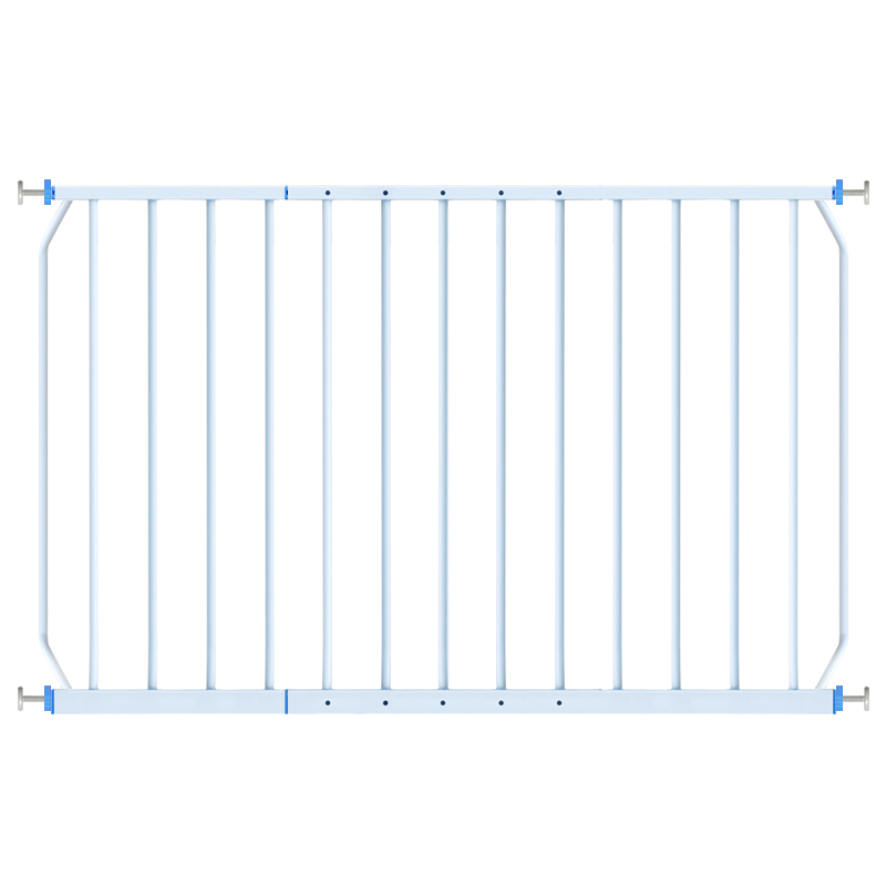 Babysafe Child Safety Fence 2pcs window  Protection Railing Balcony Windows Security 96-165 cm  Windows Network railing stairs balcony safety protecting net baby safety fence child safety products 2 3 meters white color