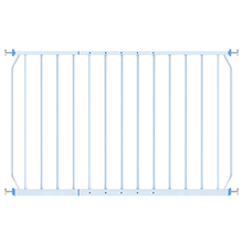 Babysafe Child Safety Fence 2pcs window  Protection Railing Balcony Windows Security 96-165 cm  Windows Network