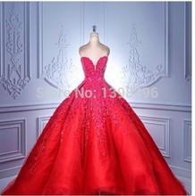 Luxus Roten ballkleid liebsten Friesen 2017 Dubai Arabische abendkleider schatz Backless formale kleid gericht zug