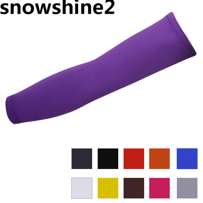 snowshine2 #3001 1Pair Lycra Bicycle Fishing Sleeve Cover Sun Protection Arm Guard wholesale