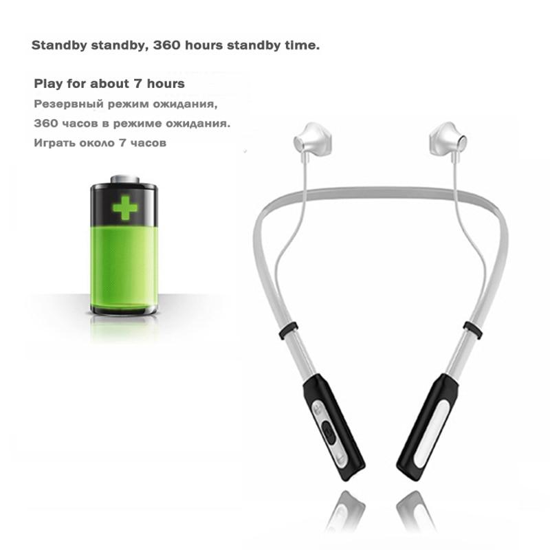 M & J Curled Stereo Сымсыз Bluetooth Құлақаспап - Портативті аудио және бейне - фото 5