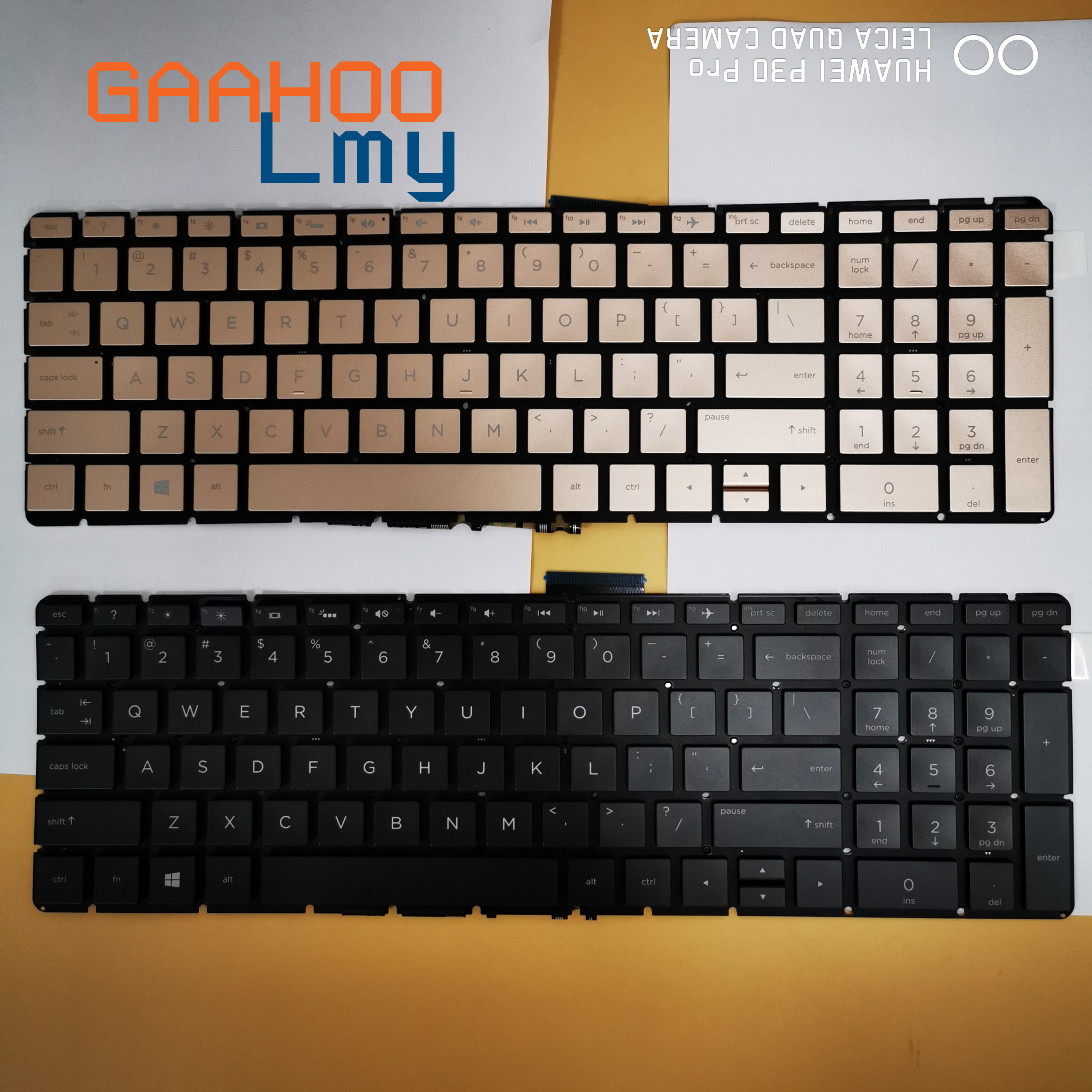 Brand new original US <font><b>Keyboard</b></font> For <font><b>HP</b></font> 15-B <font><b>250</b></font> <font><b>G6</b></font> 255 <font><b>G6</b></font> 15Q-BD 15-CC 17G-BR 15T-BP 15-BW 15m laptop image