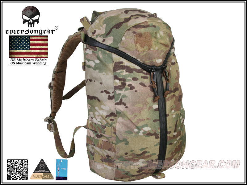 Emerson Tactical Outdoor Hunting and Military Airsoft Assault Pouches Military Camouflage Molle Backpacks Sport Bags