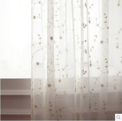 280cm Hot Sale Romantic American Pastoral Embroidered