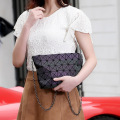 Famous Brand Bao Bao bag Diamond Lattice Fold Over Bags Small Women Handbags Chains Fashion Shoulder Bags Bolsa 8*5