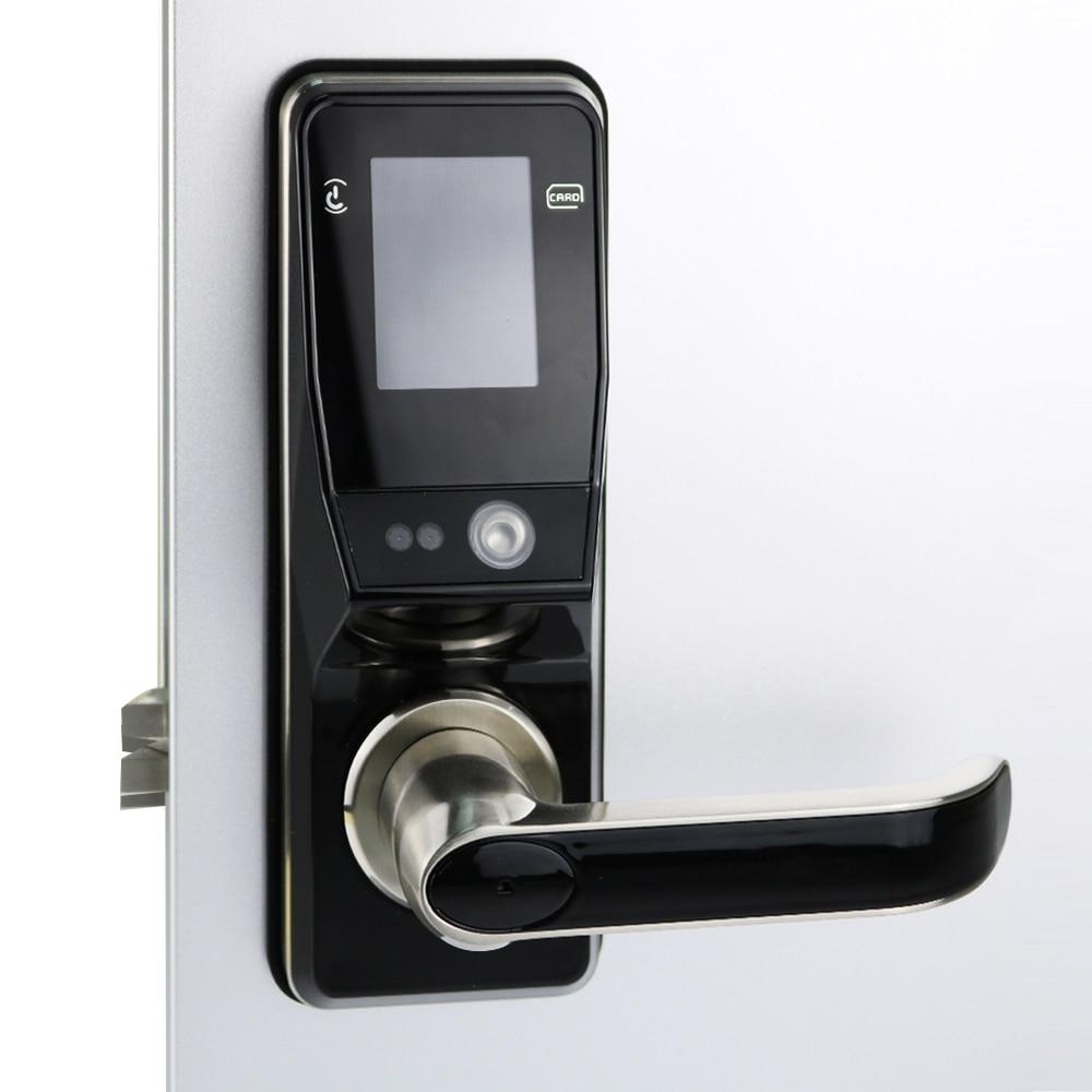 Aliexpress Buy Electronic Door Lock Advanced Smart Facial