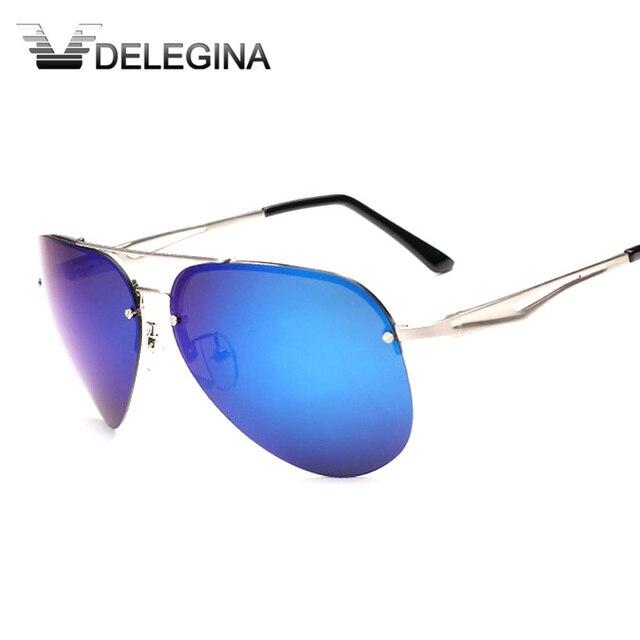 02bd792747c 2018 mode lunettes de soleil polarisées pour hommes femmes nuances sans  monture lunettes gafas UV400 UVA