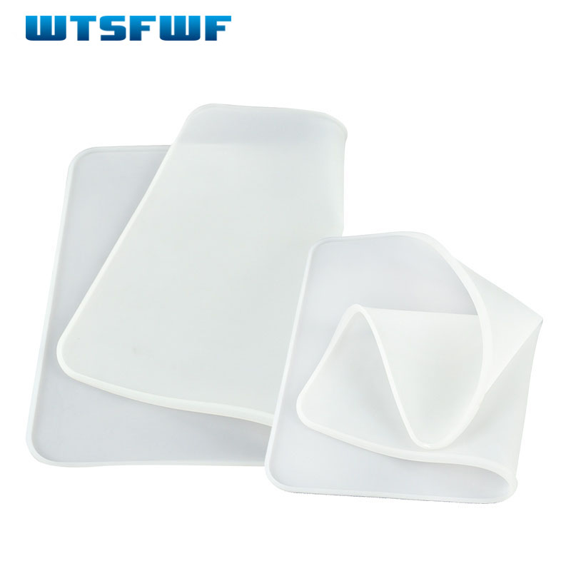 Wtsfwf Silicone Vacuum Sheet 3D Silicone Film for ST-3042 3D Sublimation Transfer Heat Press Machine wtsfwf freeshipping 3d sublimation printed mold sublimation metal moulds heat press moulds for mouse with usb