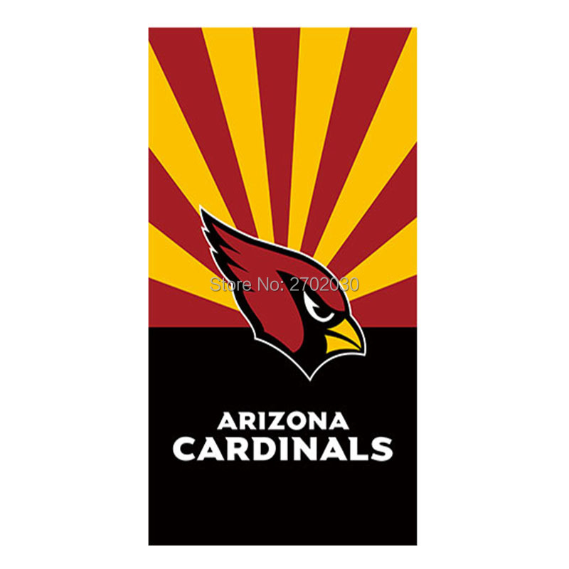 Arizona Cardinals Flag World Series Football Team 3ft X 5ft Super Bowl Champions Arizona Cardinals Banner Flag Matt Leinart