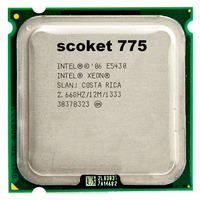 INTEL E543 0 LGA 775 Processor 771 To 775 2 660GHz 12MB 1333MHz Quad Core LGA775