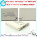 New BLC-2 BLC2 Li-ion Mobile Phone Battery For Nokia 3310 3330 3350 3410 3510 3530 3510i 5510 6650 6800