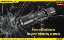 Nitecore P20 Strobe Ready Tactical Law Enforcement LED Flashlight