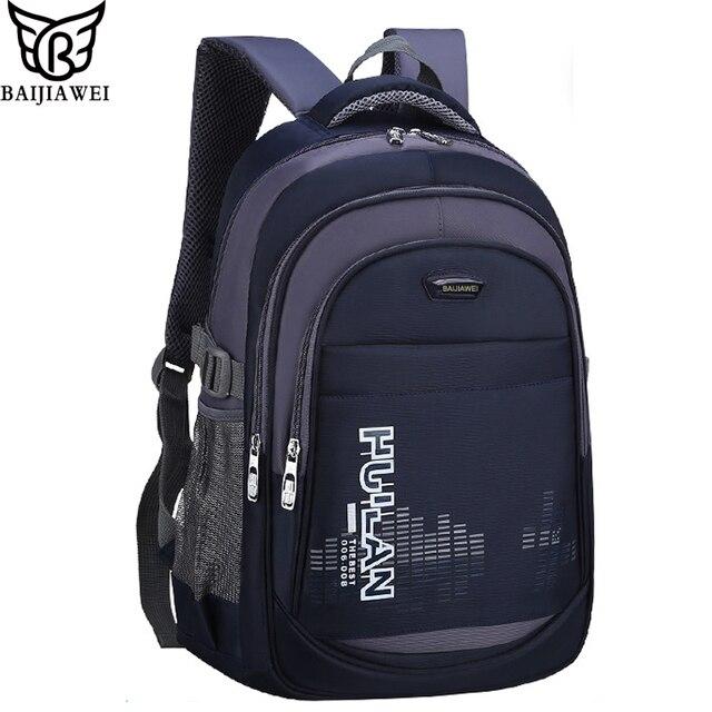 BAIJIAWEI Hot Sale Children Backpacks Kids Fashion Bags for ...