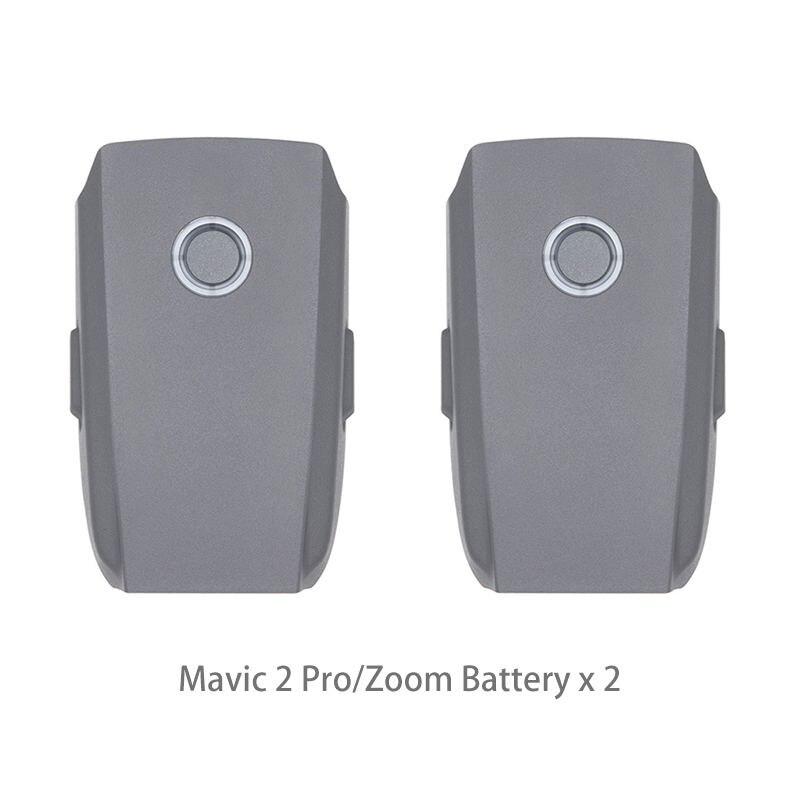 DJI Mavic 2 Pro Batterie Zoom Batterie pour 31 Minutes de Temps de Vol Haute-capacité LiPo Cellules pour Mavic intelligente Vol Batterie