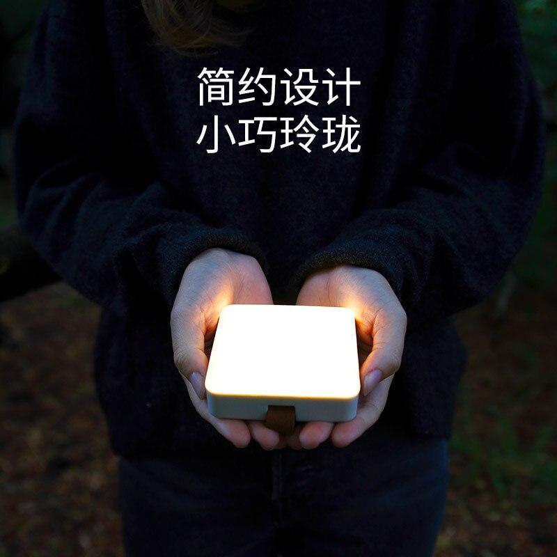 naturehike multifuncional conduziu iluminacao portatil barraca 04