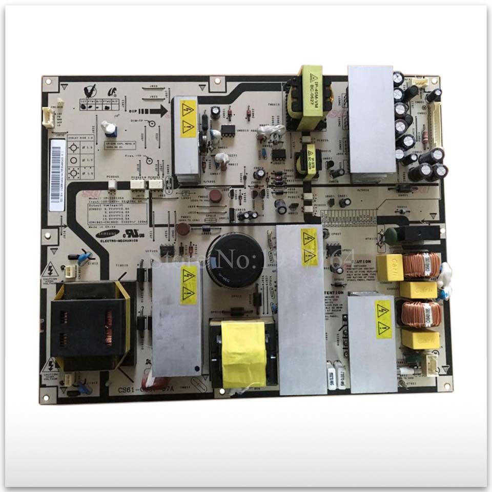 Original second-hand LA40N71B power supply board BN44-00134C IP-230135A CS61-0267-07A