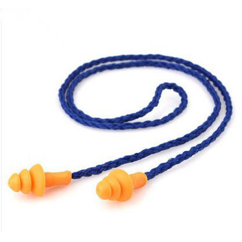Ear Plugs Silicone Ear Protection Earplugs For Sleeping Plug Anti-Noise Protectors Noise Reduction Hearing Protection 1pair/lotEar Plugs Silicone Ear Protection Earplugs For Sleeping Plug Anti-Noise Protectors Noise Reduction Hearing Protection 1pair/lot