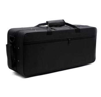 Trumpet Bag Box Case Backpack 600D Water-resistant Oxford Cloth with Adjustable Dual Shoulder Strap New Arrival Trumpet Bag Box Case Backpack 600D Water-resistant Oxford Cloth with Adjustable Dual Shoulder Strap New Arrival
