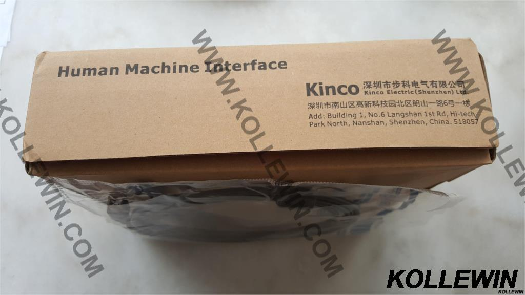 New Original Kinco MT4434TE HMI with Program Cable & Software, 7