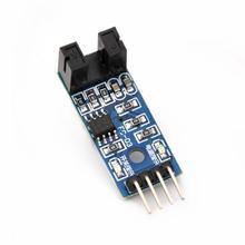 High Quality 4 PIN Infrared Speed Sensor Module For Arduino/51/AVR/PIC 3.3V-5V 5pcs/lot