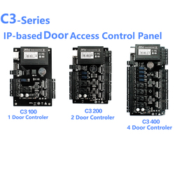 Zk C3-100/200/400 Tcp Ip Wiegand 26 Deur Toegangscontrole Panel Board Voor Security Oplossingen Toegangscontrole systeem 30000 Gebruikers