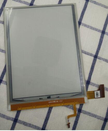 Original New ED068oG1(LF) LCD Screen+Backlit for KOBO Aura HD Kobo Aura H2O Reader LCD Display