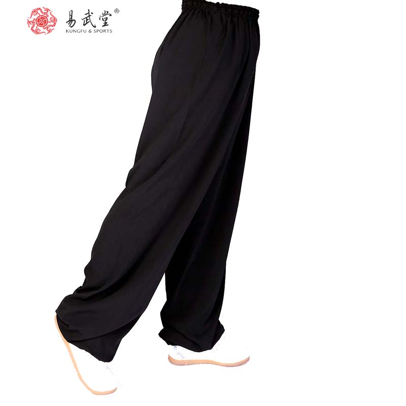 Chinese martial arts pants Tai chi pants Kung fu uniform Wu shu clothing and cKung fu pants