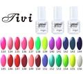 5 мл Tivi Бренд Ногтей UV LED Soak Off Гель ногти Лак Шикарные Цветы Long Lasting Up To 30 дней