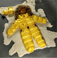 Kids/baby coverall kids ' winter for boys/girls natural thick skin break 7 colors to choose from