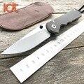 LDT Sebenza 25 Klappmesser Inkosi CPM S35VN Klinge TC4 Titan Griff Jagd Taktische Tasche Messer Überleben Messer EDC Werkzeuge-in Messer aus Werkzeug bei